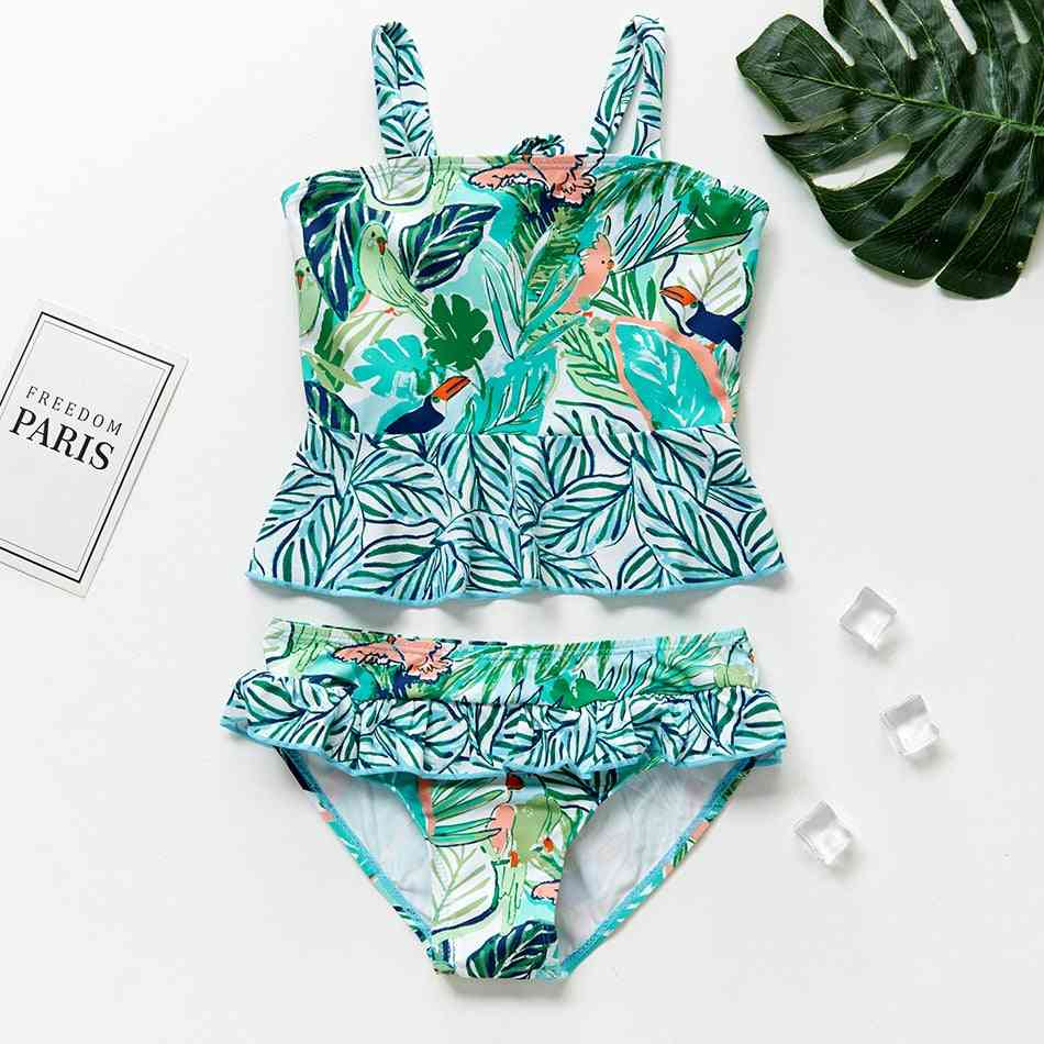 Pineapple's Swimwear Striped Piece Bathing Swimsuit
