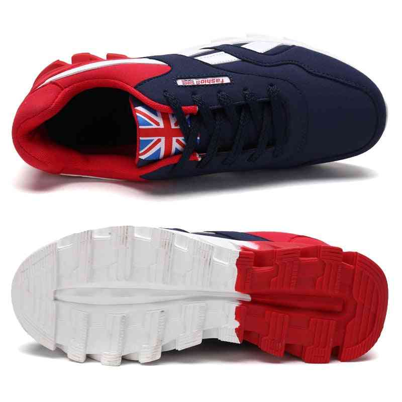 Men Autumn Pu Leather Shoes, High-quality Outdoor Light Comfortable Shoes