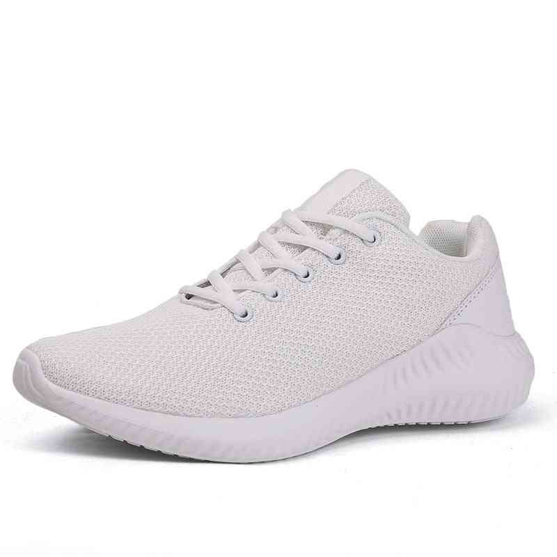 Lace-up Athletic Trainers Sports Sneakers