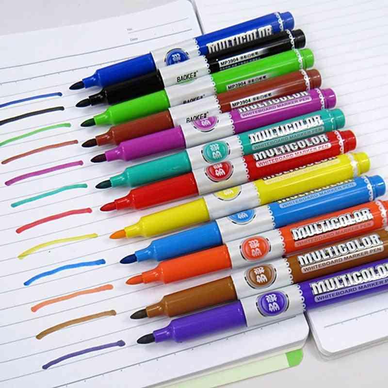 8pc  Multi-color Whiteboard Marker Pen