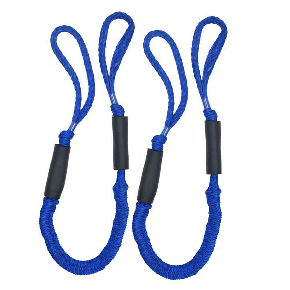 Bungee Dock Lines Mooring Rope, Cords For Boat Jet