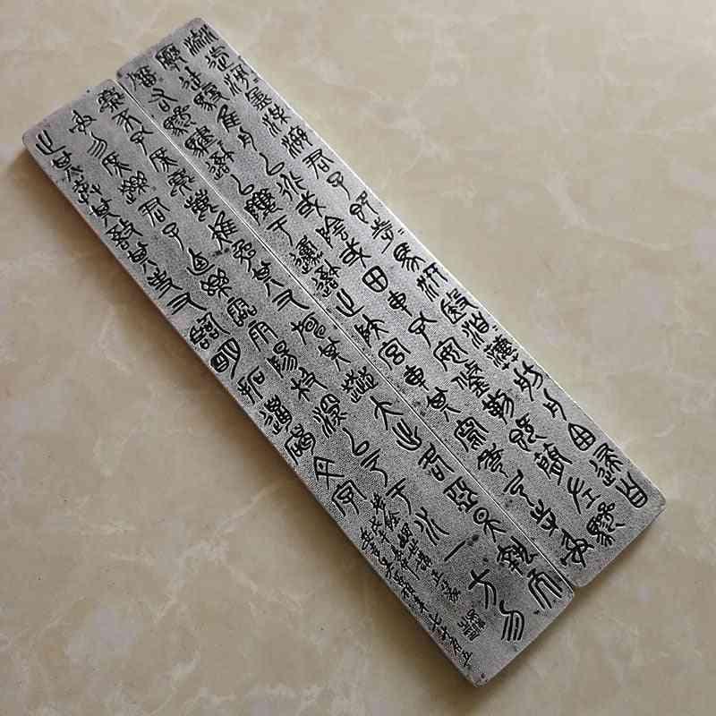 Chinese-brush Calligraphy Paperweight