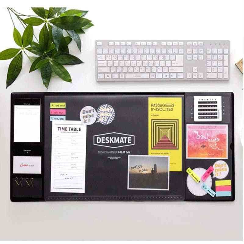 Multi-function, Desk Mouse Mat, Home, Office Protector