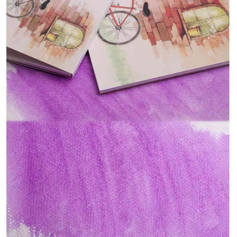 Watercolor Sketchbook Paper For Drawing, Color-pencil Painting-book