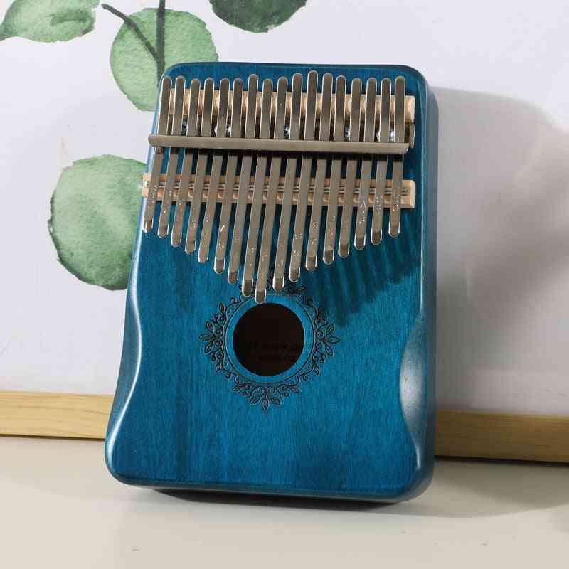 Calimba Thumb Piano, Mbira Musical Instrument