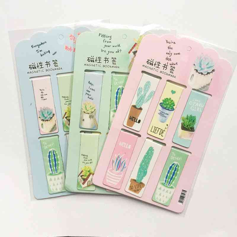 Magnet Bookmark Paper Clip