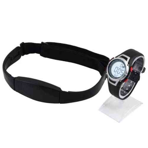 Waterproof Heart Rate Monitor Sport Fitness Watch - Favor Outdoor Cycling Wireless Chest Strap