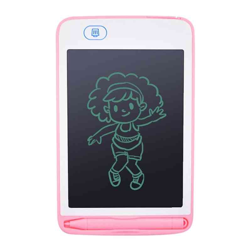 6.5 Inch Smart Lcd Writing Tablet- Erasable Drawing Board