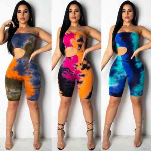Summer Fashion Women Jumpsuit