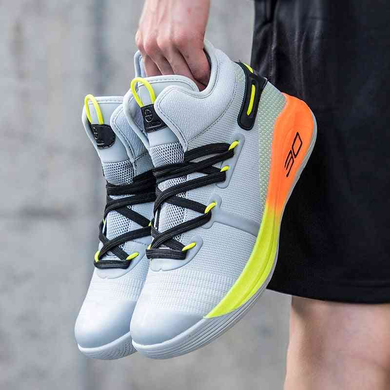 Men & Women Outdoor Sports Trainers Basketball Shoes