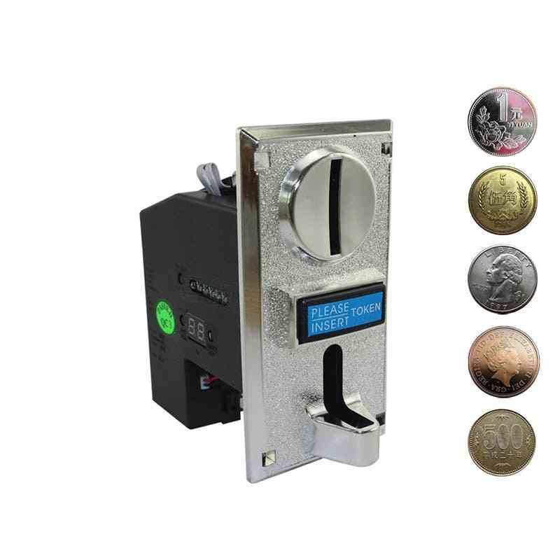 Coin Acceptor Cpu Programmable Electronic Mechanism Arcade Mech