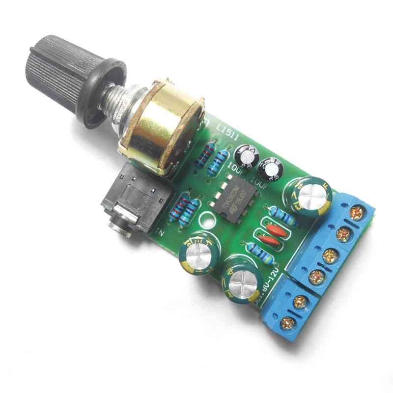 2.0 Stereo Audio Amplifier Board Dual Channel Aux Board Module Dc