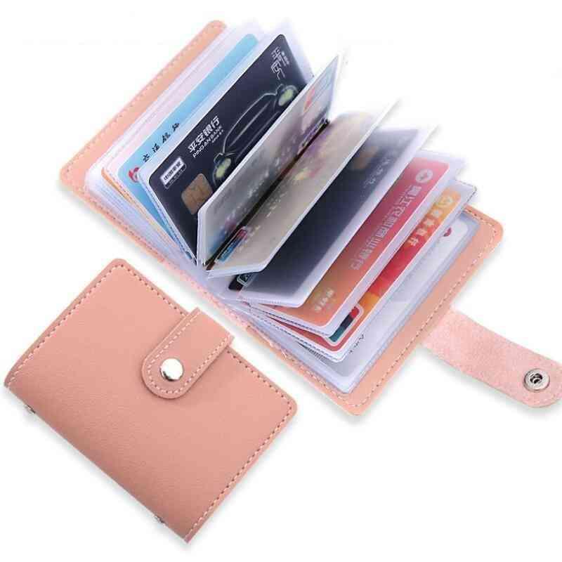 26-card Slots, Celebrity Credit Card, Wallet Fashion, Cute Cards Holder