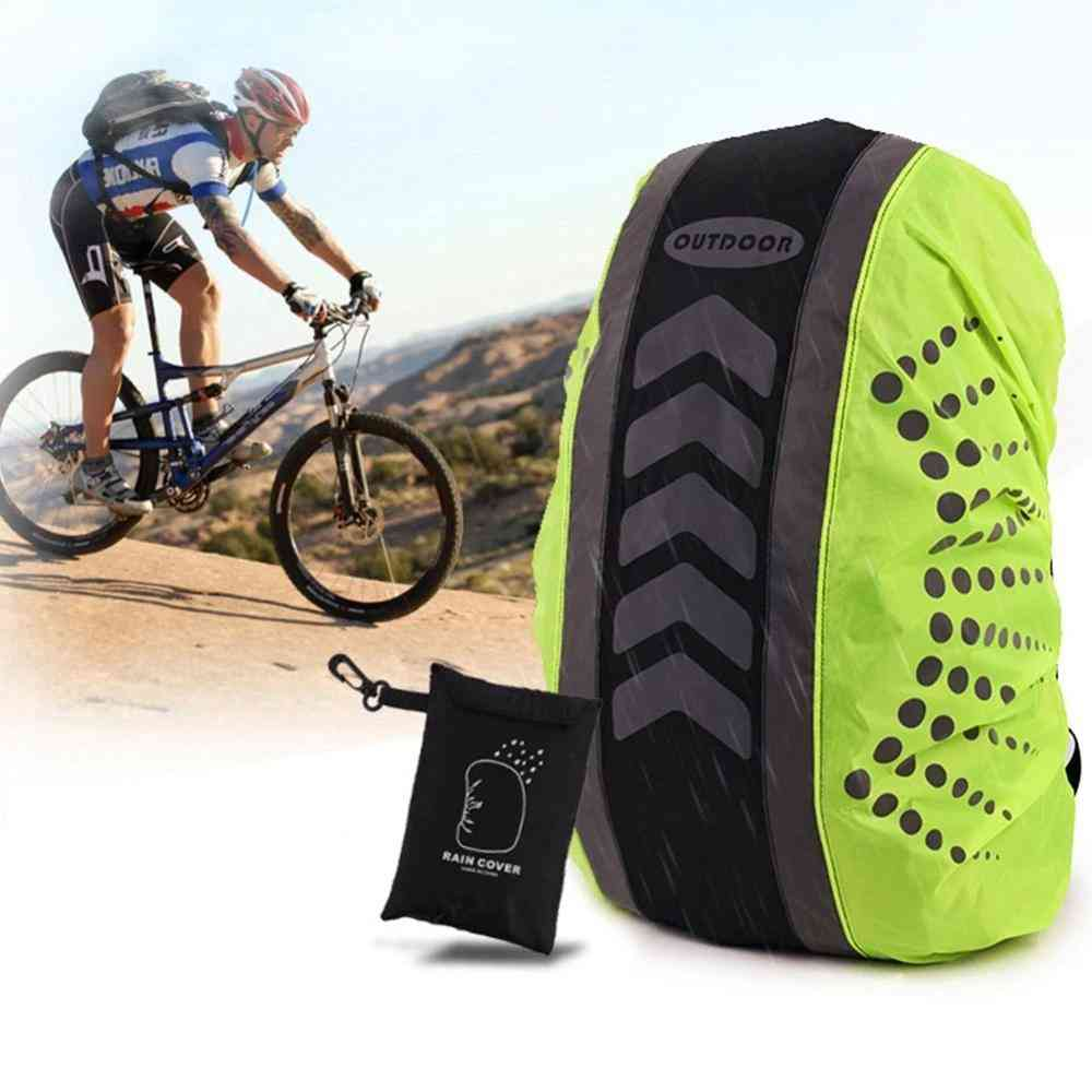Backpack Rainproof Cover Outdoor Riding/hiking Waterproof Sports Bag