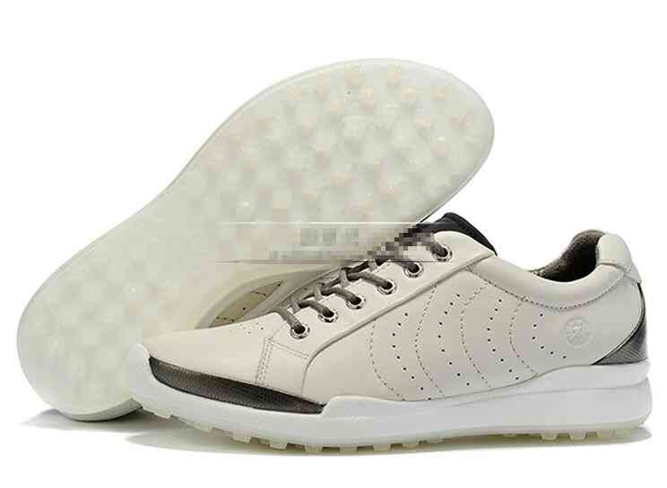 Men Sports Golf Leather Shoes