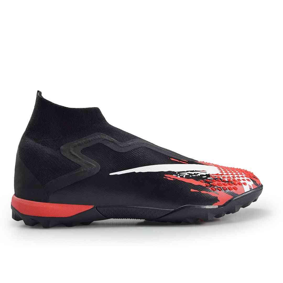 Fashion Soccer Wear Cheap Sport High Ankle Football Shoes