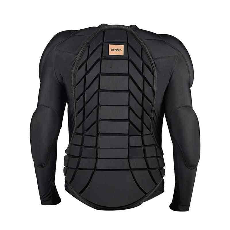 Ultra-light Protective Gear Outdoor Skiing, Sports Anti-collision Armor Spine Back Protector