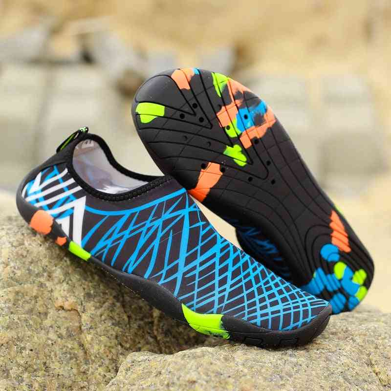 Men And Women Quick Dry Swimming Footwear Beach Shoes