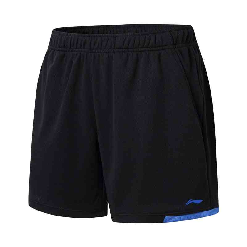 Women Badminton Shorts, Competition Bottom Dry Breathable