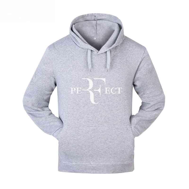 Autumn / Winter Fleece Hoodie, Men And Women Sportswear Jacket