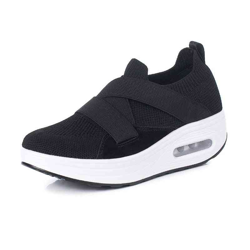 Women Lose Weight Air Sneakers, Fitness Slimming Swing Sports Shoes