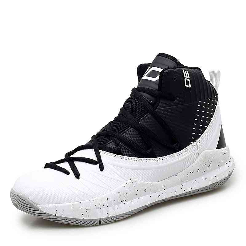 High Quality Men Basketball Anti-slip Outdoor Sports Shoes