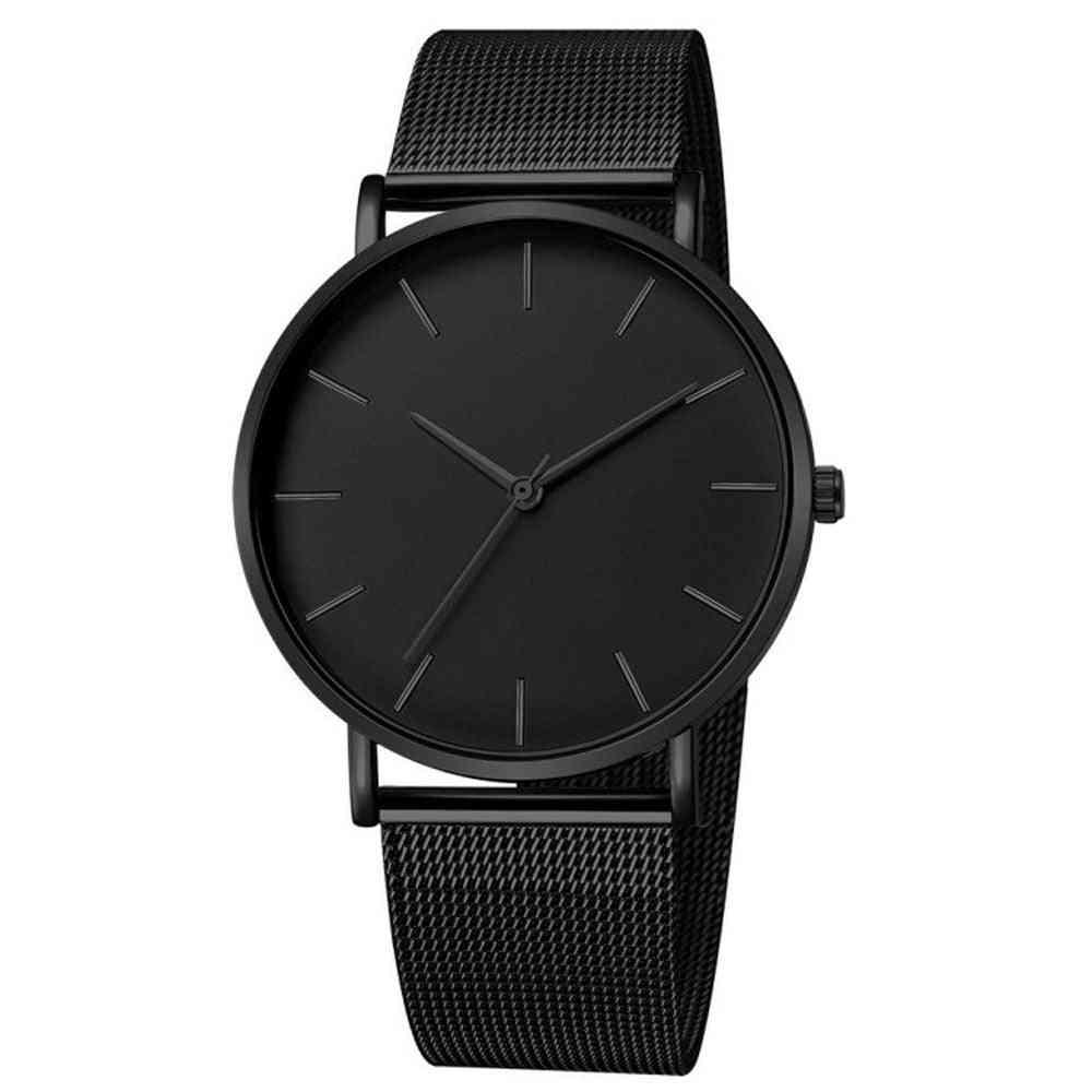Women Watch Montre Femme Mesh Belt Luxury Wrist Watches