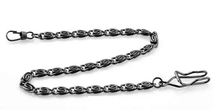 Stainless Steel Chain Vintage Necklace