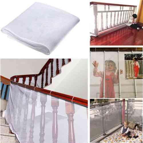 Children Safety Netting Baby Fence Railing, Stairs Balcony, Mesh