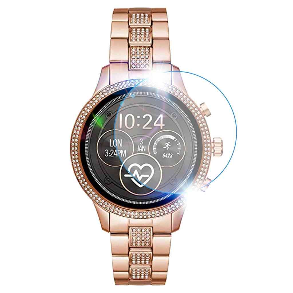 Clear Tempered Glass Screen Protector For Smartwatch