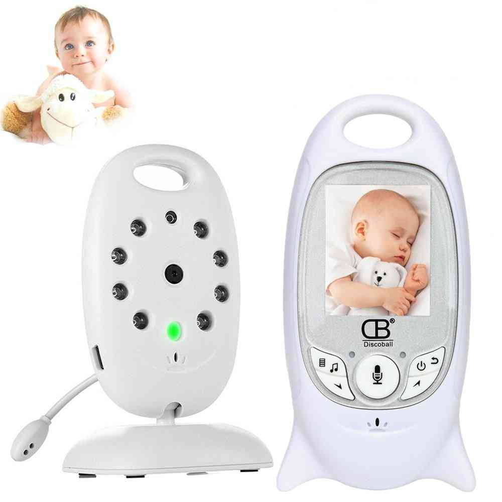 Baby Sleeping Monitor And Security Camera With Night Vision
