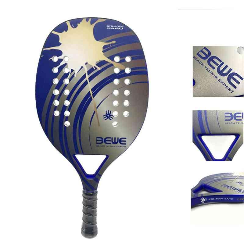Durable Fiberglass Beach Sport Paddles/racket