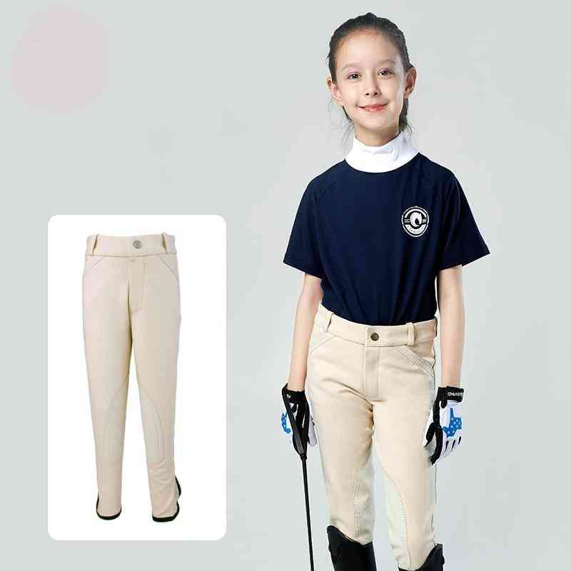 Children's Riding Pants, Stretchy Soft And Breathable Pant
