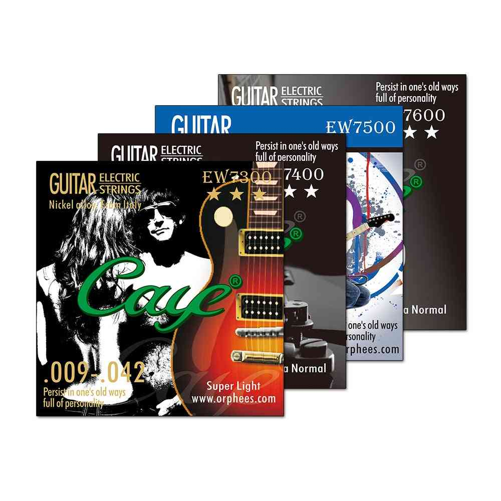 Electric Guitar Strings Sets