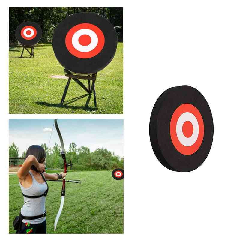 Foam Arrow Target, Self Healing Bow Moving Hunting Practice Accesories