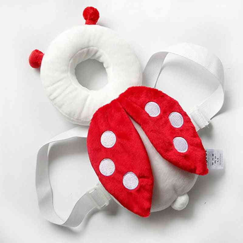 Baby Head Protection, Toddler Pillow, Cute Wings Pad