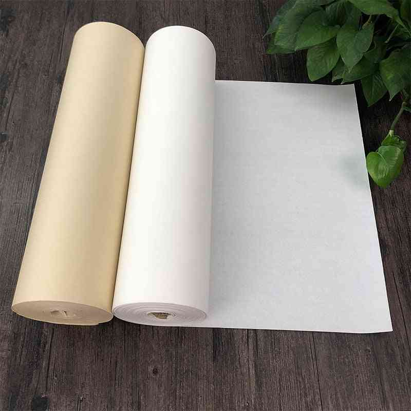 Semi-raw Rice Calligraphy Paper For Traditional Painting