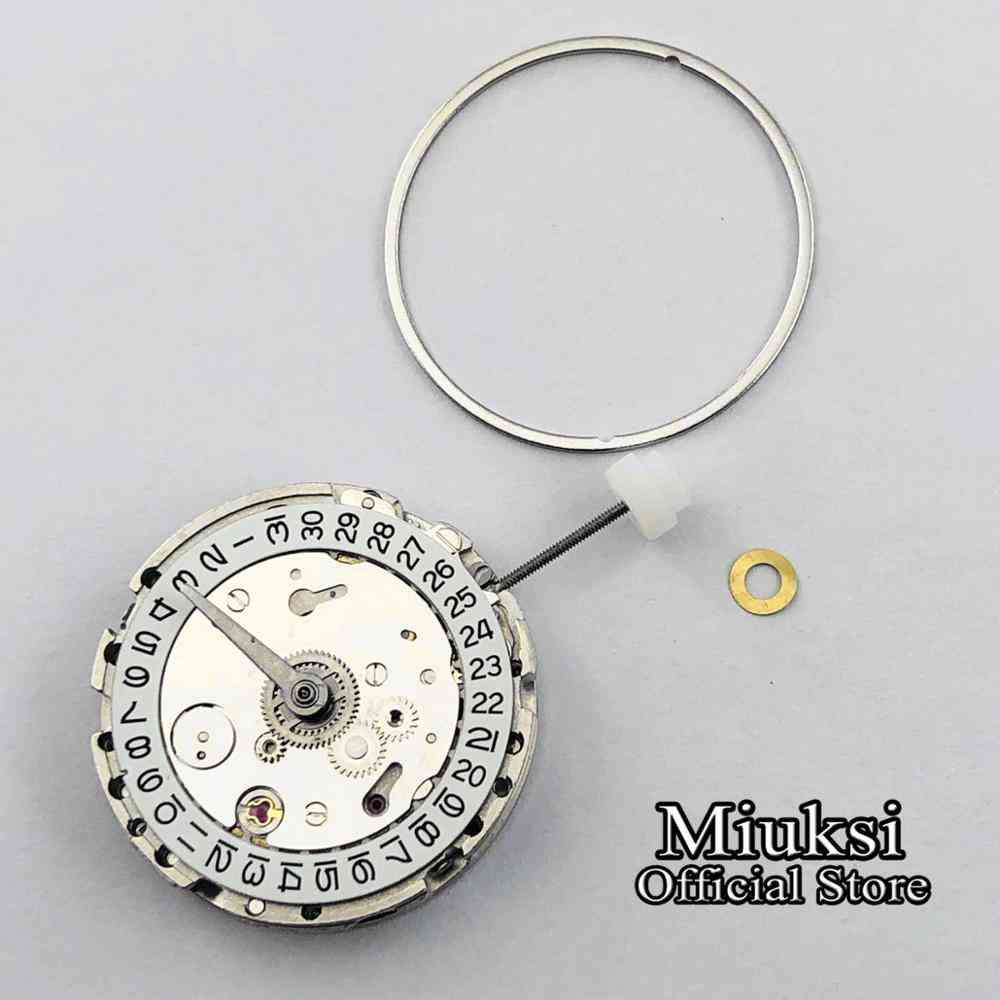 Automatic Gmt Date Mechanical Wtach Movement