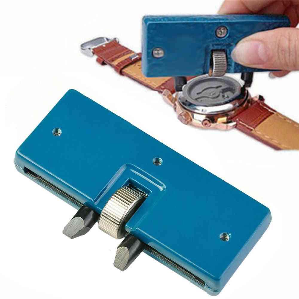 Adjustable Rectangular Wrench-watch Repair Tool