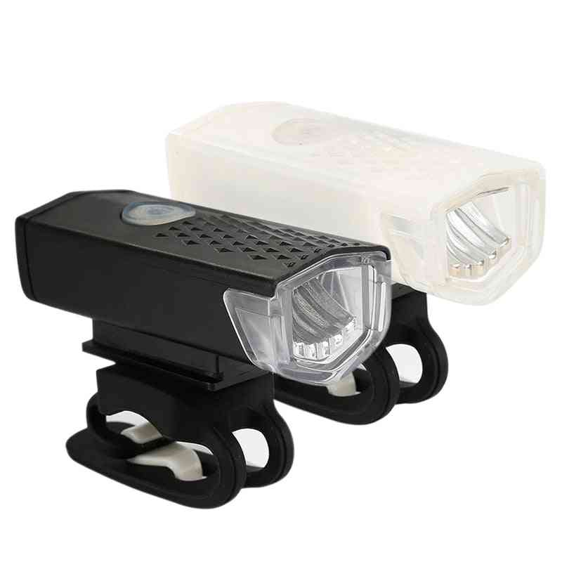 Bike Light, Usb Rechargeable Bicycle Lamp Front Headlight