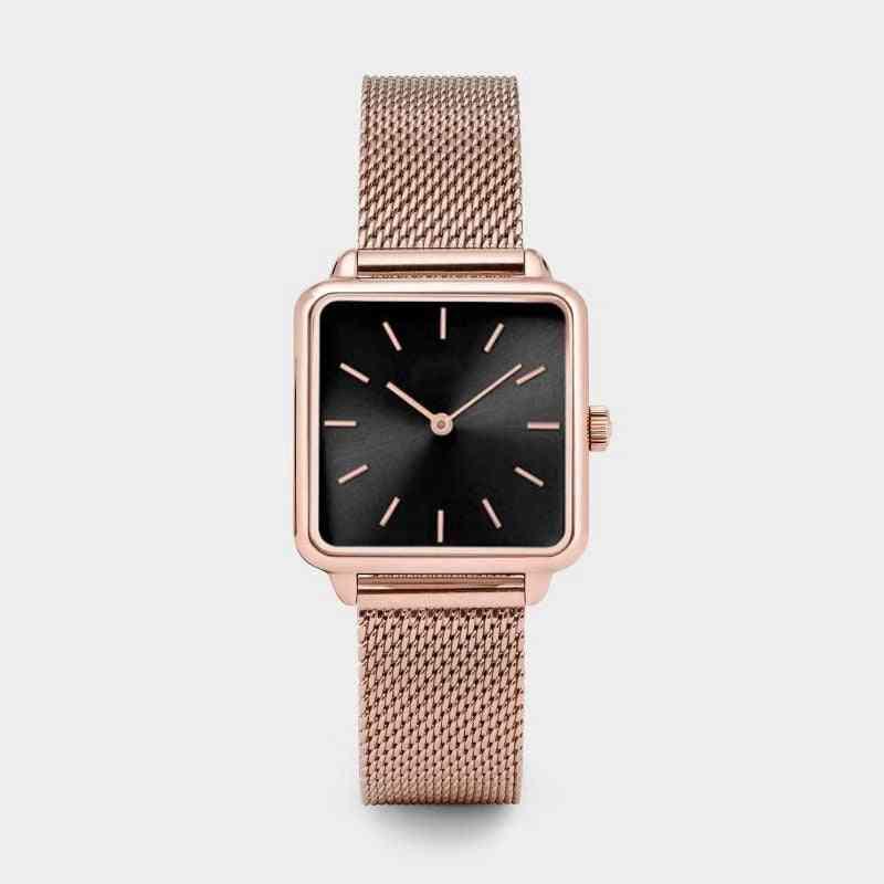 Square Women Bracelet Watch, Luxury Wrist Watches