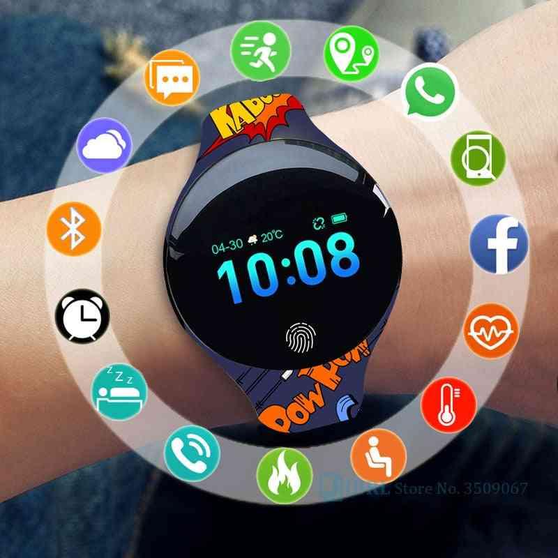 Electronic Led Digital Sport Watch