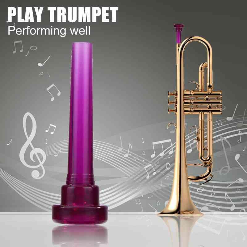 Plastic Trumpet Mouthpiece Meg For Beginner Musical Accessories