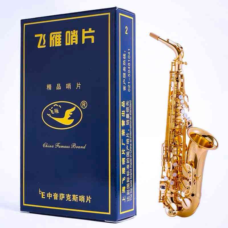 Be Alto Sax Reeds Shanghai Flyinggoose Strength For Option Classical/popular Style