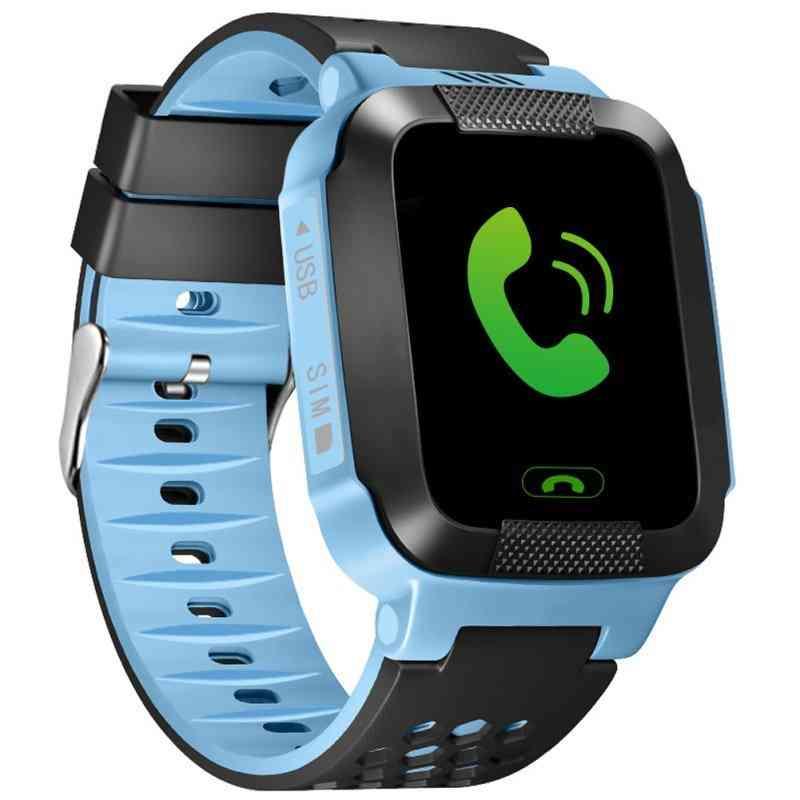 Wristwatch Waterproof Baby Remote Camera Sim Calls