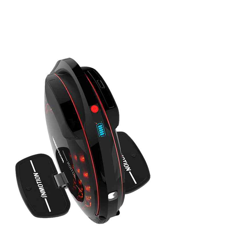 V8f Unicycle Widen Pedal Built In Legpads One Wheel Eletric Balance Wheel
