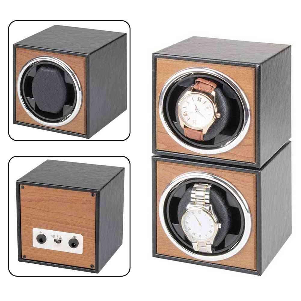 3 Rotation Mode Single Watch Winder Accessories, Universal Wristwatch Motor Shaker