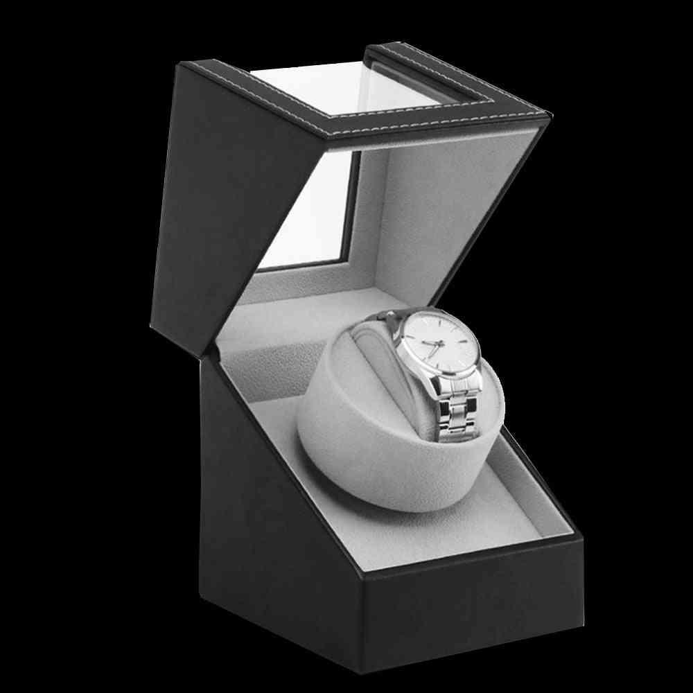 Eu/us/au/ Plug Automatic Mechanical Watch Winding Box, Motor Shaker
