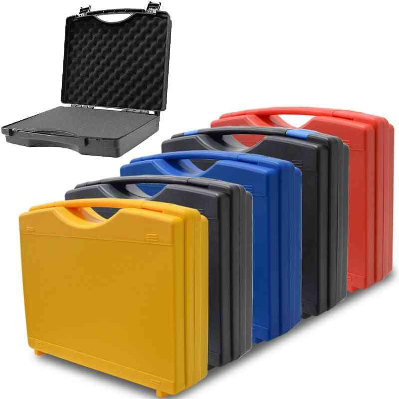 Plastic Impact Resistant Safety Suitcase, Instrument Box