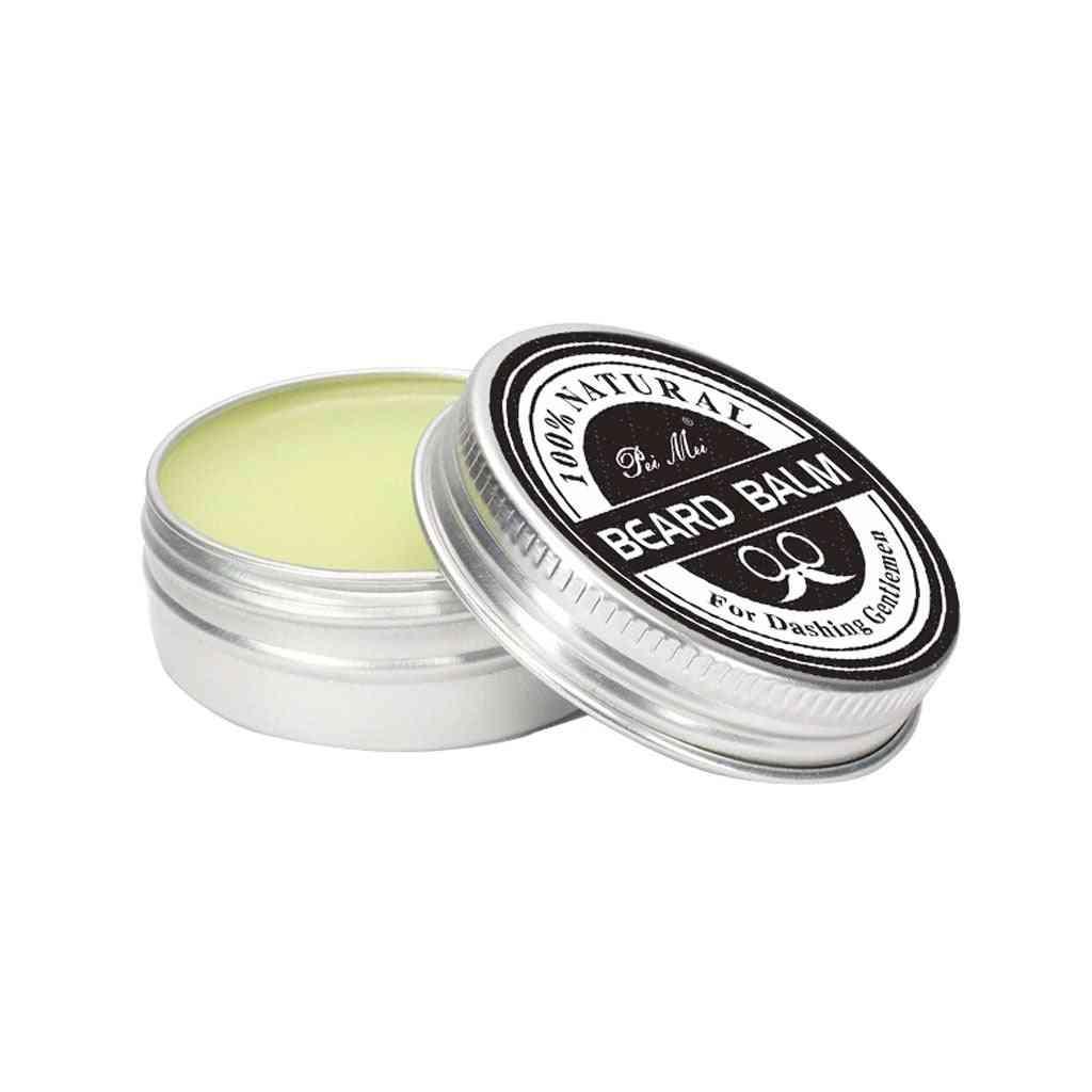 Gentlemen Beard Balm Wax For Conditioner, Mustache & Hair Softener Cream